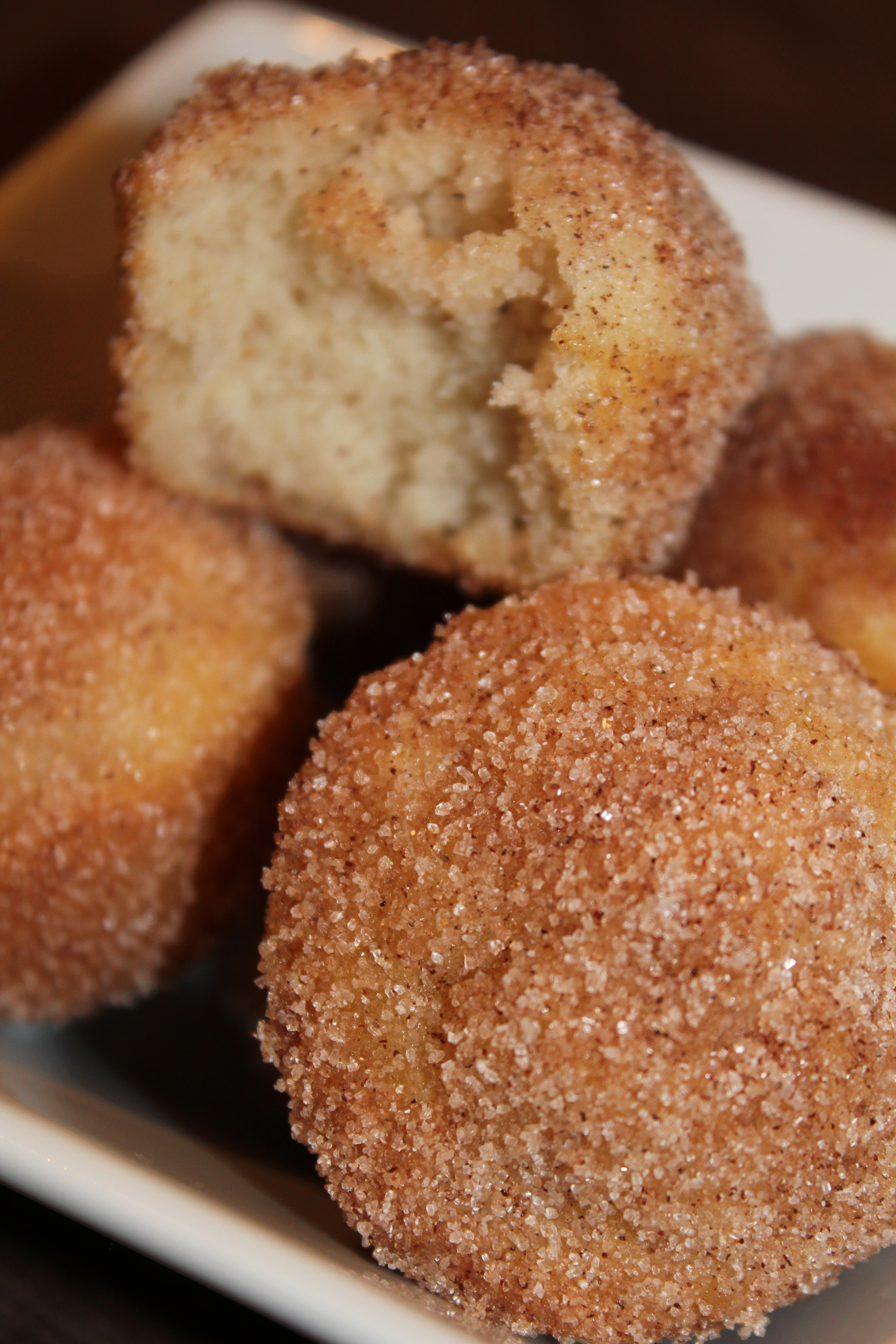 Cinnamon-Sugar Donut Muffins-Yup, I went there! | Salty, Sweets 'N ...